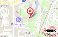 Схема проезда до компании Интернешнл Спешиалайзд Медиа в Москве