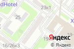 Схема проезда до компании active-hunt.ru в Москве