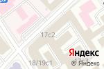 Схема проезда до компании Spencer Estate в Москве