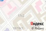 Схема проезда до компании Регада в Москве