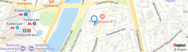 переулок Ростовский 2-й