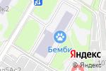 Схема проезда до компании МДВ в Москве