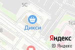 Схема проезда до компании Московский Лекарь в Москве