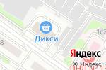 Схема проезда до компании ФортуNa в Москве
