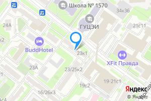 Сдается комната в трехкомнатной квартире в Москве 5-я ул. Ямского Поля, 23\u002F25к2