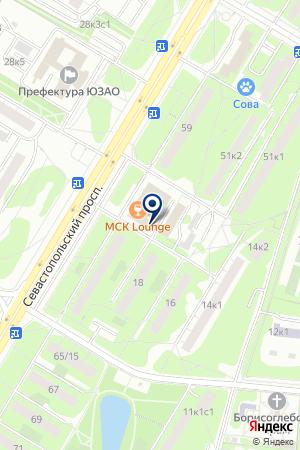 ТФ ЛАМЛАЙТ на карте Москвы