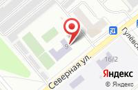 Схема проезда до компании Основная общеобразовательная школа №9 в Подольске