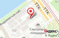 Схема проезда до компании Стройресурс в Москве