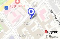 Схема проезда до компании МЕБЕЛЬНЫЙ САЛОН BELISSIMO в Москве