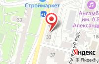 Схема проезда до компании Независимая Редакция Журнала «Континент» в Москве
