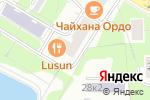 Схема проезда до компании Трилоджик в Москве
