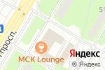 Схема проезда до компании Флагман в Москве
