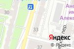 Схема проезда до компании Империя флора в Москве