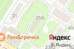 Схема проезда до компании Энергопроект в Москве