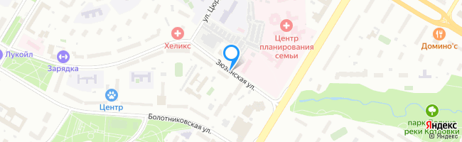 Зюзинская улица