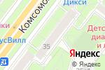 Схема проезда до компании МастерПлазма в Москве