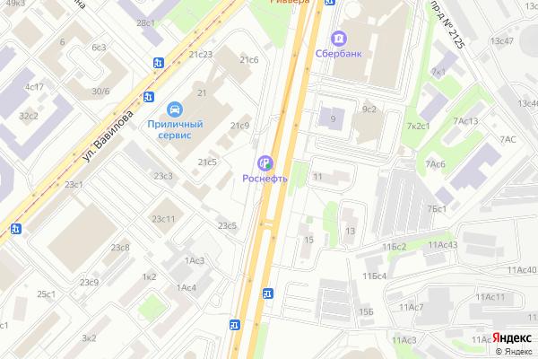 Ремонт телевизоров 60 летия Октября проспект на яндекс карте