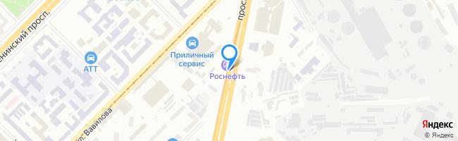 проспект 60-летия Октября