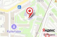 Схема проезда до компании Вип Трейд в Москве