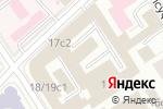 Схема проезда до компании LogoWatch в Москве