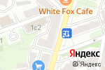 Схема проезда до компании Бетховен в Москве