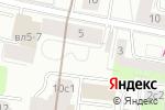 Схема проезда до компании Сталинград в Москве