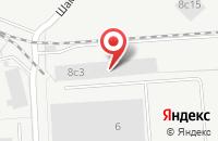 Схема проезда до компании Техпрофальянс в Подольске