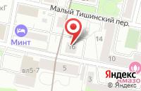 Схема проезда до компании Графт в Москве