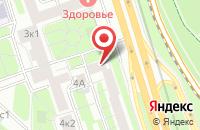Схема проезда до компании Инженерная Служба Тимирязевского Района в Москве