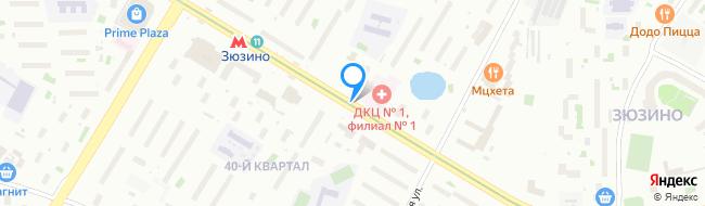 улица Каховка