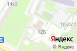 Схема проезда до компании Служба одного окна в Москве