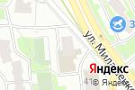 Схема проезда до компании Библиотека №82 в Москве