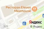 Схема проезда до компании Мир слуха в Москве