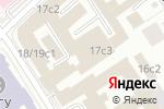 Схема проезда до компании Технопарк Россолимо в Москве