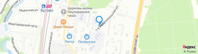 улица Мелитопольская 1-я