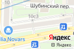 Схема проезда до компании Арсенал-99 в Москве