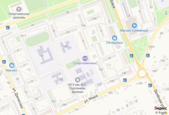 жилой комплекс Ул.Мира 152Б
