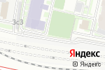 Схема проезда до компании ПрофГраф в Москве