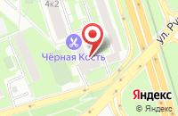 Схема проезда до компании ТФ КОМФОРТ КХК в Дмитрове