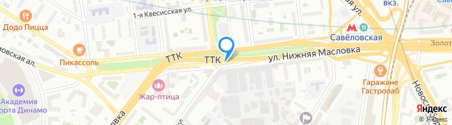улица Нижняя Масловка