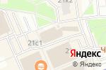 Схема проезда до компании Студия красоты в Москве
