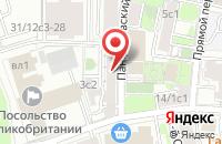 Схема проезда до компании МедиаЭксперт в Москве