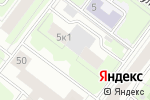Схема проезда до компании Школа спортивного танца в Москве