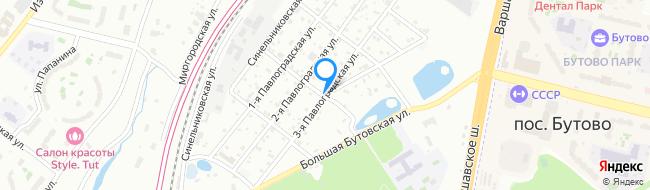 улица Павлоградская 3-я