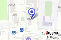 Схема проезда до компании ПТФ МИЛЛАБ К в Москве