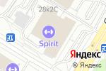 Схема проезда до компании КС в Москве