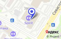 Схема проезда до компании МЕБЕЛЬНЫЙ МАГАЗИН ЕВРОСАН в Москве