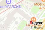Схема проезда до компании Альма-Дамо в Москве