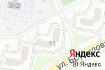 Схема проезда до компании Студия дизайна Юрия Бобрихина в Москве