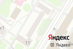 Схема проезда до компании Визард в Москве